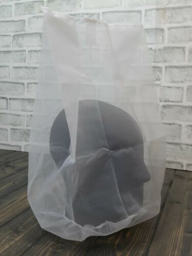 LOT of 10 - SPIT SOCK HOOD Anti Spit Mask Personal Protection Security MADE USA