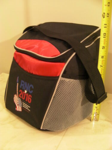 RNC 2016 Cleveland Lunch Bag Memorabilia