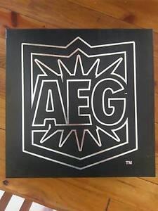 AEG Black Friday Black Box - 2014 Edition Nuriootpa Barossa Area Preview