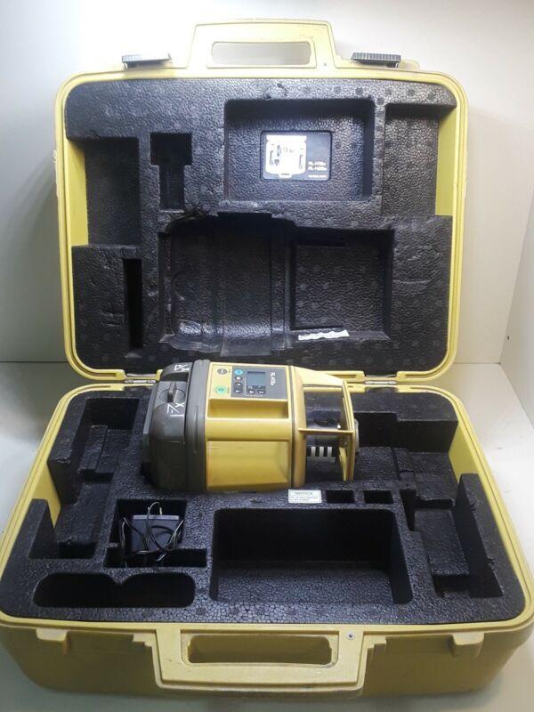 Topcon Single Slope Rotary Laser Model RL-H1Sa in Case, Infrared Beam