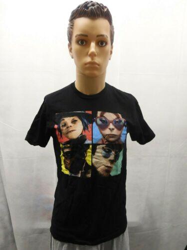 Gorillaz 2017 Humanz tour shirt S