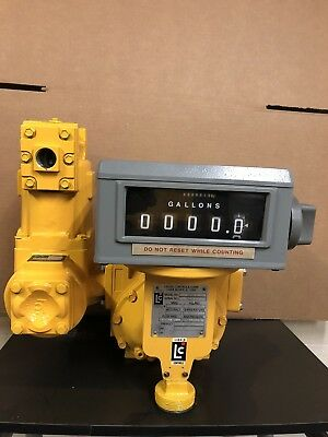 Liquid Controls M-7 Meter Veeder Root Warranty Oil Gas Bio Diesel Lc Others Avai