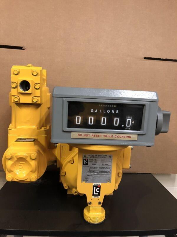 Liquid Controls M-7 Meter Veeder Root WARRANTY Oil Gas Bio Diesel LC Others Avai