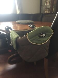 Chicco clamp on seat
