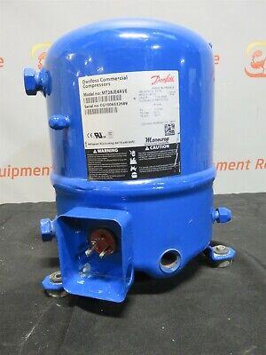 Danfoss Commercial Compressors Mt28je4ave 380-460v 7.5amp Lp Side