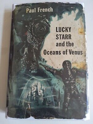 Lucky Starr & Oceans of Venus by Isaac Asimov as Paul French