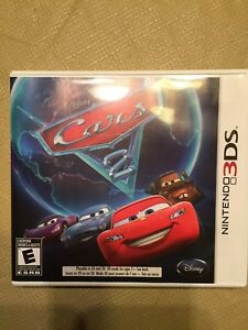 Nintendo 3DS Game. Cars 2