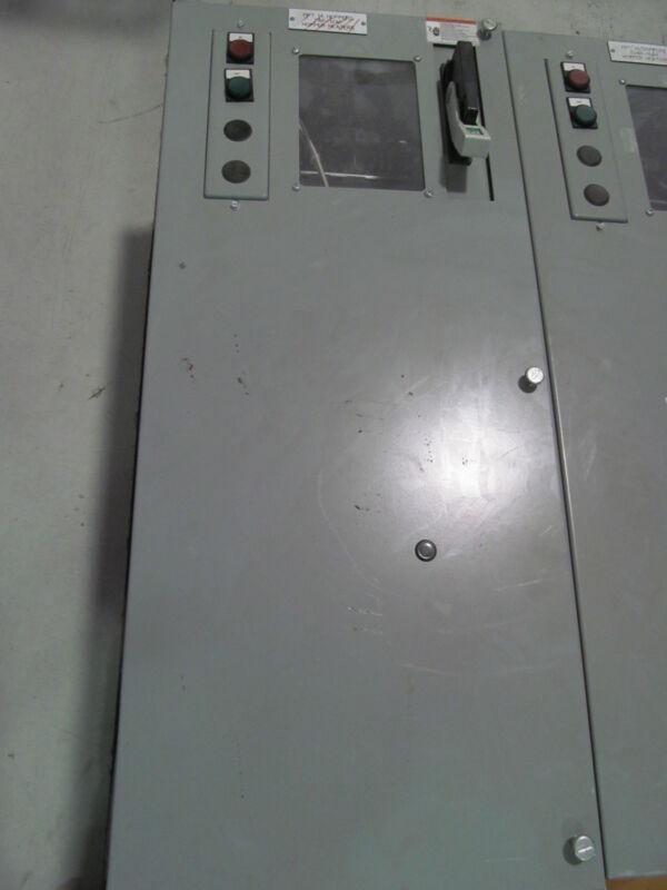"Siemens Tiastar 36"" Size 3 MCC Bucket 40HP32A* HEG 90 Amp Breaker 480 Volt"