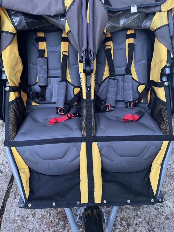 BOB Ironman Duallie Jogger Stroller-  FABRIC SEAT Replacement Part 2011-2015