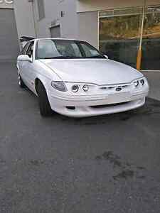 1994 Ford Fairmont (XR mock up) Seville Yarra Ranges Preview