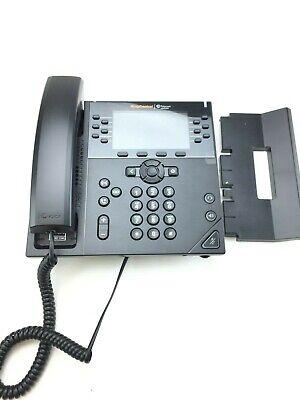 Polycom Soundpoint Ip 550 Four Line Ip Desktop Phone 320x160 Display Vvx-550