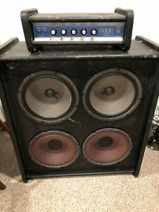 GBX Driver and Speaker Cabinet