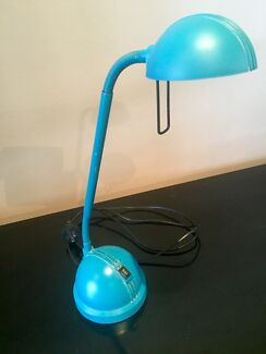 GREEN TABLE LAMP - PRICED TO SELL Narwee Canterbury Area Preview