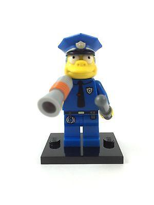 NEW LEGO 71005 MINIFIGURES SERIES S (Simpsons) - Chief Wiggum