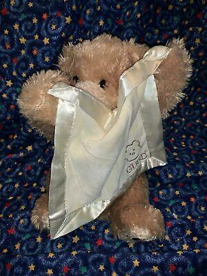 "Baby Gund PEEK-A-BOO BEAR 11"" Electronic Talking Stuffed Toy w/ Movement #320193"