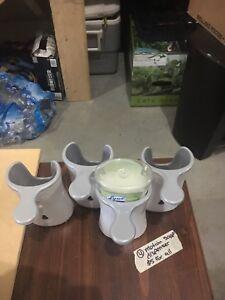 Soap dispenser s