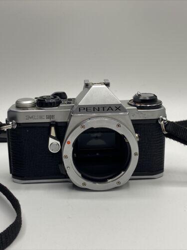 Pentax ME Super analoge Spiegelreflexkamera Gehäuse #2538796-13
