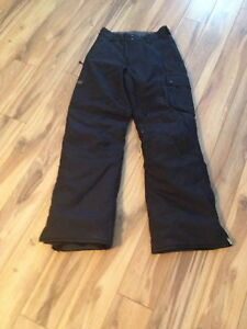 YOUTH (UNISEX) MOUNTAIN EQUIPMENT CO-OP WATERPROOF SNOW PANTS