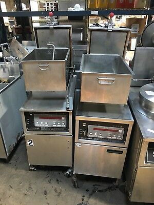 Henny Penny 5000 Pressure Fryer Tested 208 Volt Filter Box