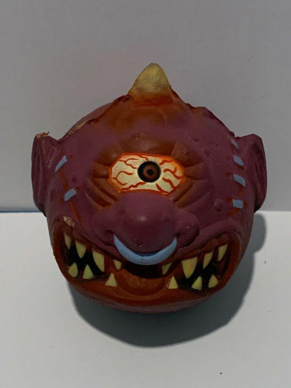 1985 Vintage Madballs HORN HEAD Amazing Original Foam Monster A.G.C.