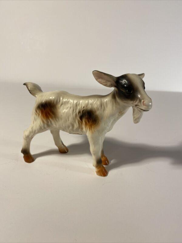 Vintage Ucacgo Goat Ceramic Japan Farm Animal Barnyard