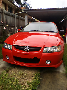 2005 Holden Commodore SV6 Waitara Hornsby Area Preview