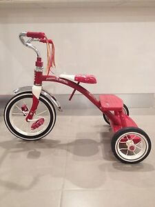 Tricycle red radio flyer classic Lyneham North Canberra Preview