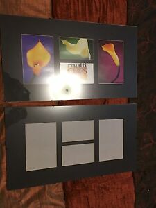 Two picture frames in great condition