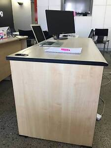Office Desks - Overall in Excellent condition Surry Hills Inner Sydney Preview