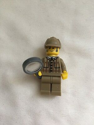 LEGO Minifigure Series 5 Detective With Magnifying - Detective With Magnifying Glass