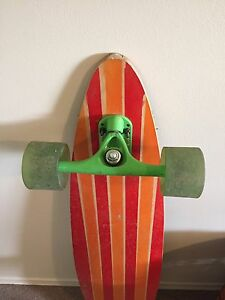 Longboard wheels and barings