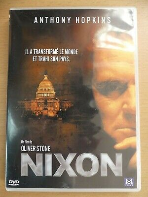 * DVD Film NIXON de Oliver Stone avec Anthony Hopkins * 4 Nominations aux Oscar
