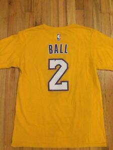 Los Angeles Lakers Lonzo Ball Jersey Shirt