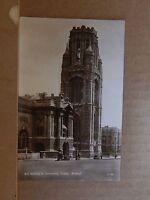 Postcard Art Gallery & University Tower Bristol Real Photo Art - gallery - ebay.co.uk