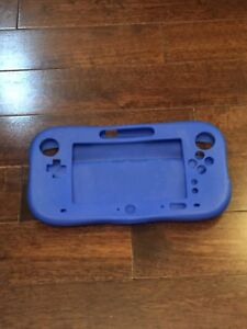 Wii U Blue Gamepad Case