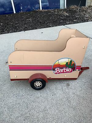 Vintage Mattel Barbie Horse Trailer N 8890-2269-1 Made in USA Nice 1970's