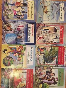 French fairytale books