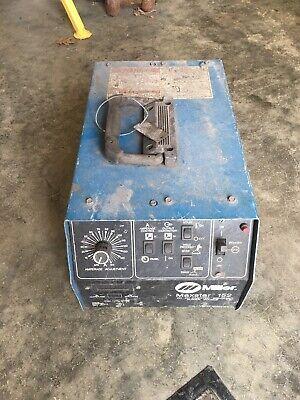 Miller Maxstar 152 Tig Stick Welder Power Supply Cc Dc Welding Source