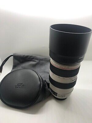 Canon EF 70-300mm f/4-5.6L IS USM for EF-Mount Lens/Full-Frame Format