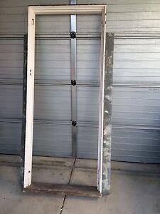 External jarrah door frame Balga Stirling Area Preview