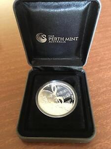 Felix Mendelssohn Commemorative Silver Coin South Perth South Perth Area Preview