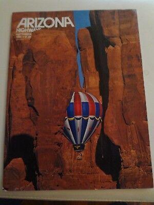Arizona Highways, September 1982, Volume 58 No.9