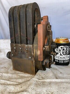 High Bar Kw Hs 4 Bar Magneto Tractor Auto Hit Miss Engine Vintage Antique Mag
