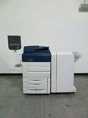 Xerox Color C70 Printer Copier Scanner - 70 ppm color - Only 227K meter