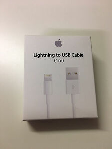 NEW Apple Lighting USB Cable