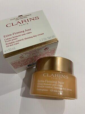 Clarins Extra-Firming Day - All Skin Types 50ml BNWB