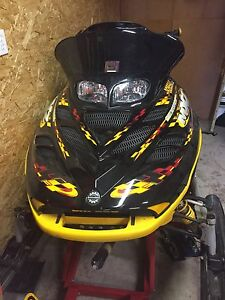 Clean sled great condition