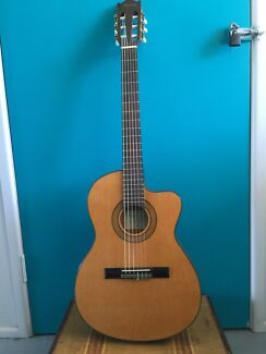 Ibanez Acoustic Electric Guitar  Buddina Maroochydore Area Preview