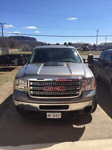 2013 GMC 2500 extended cab long box SAFETIED