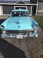 1955 Ford Customline 2 Door Post